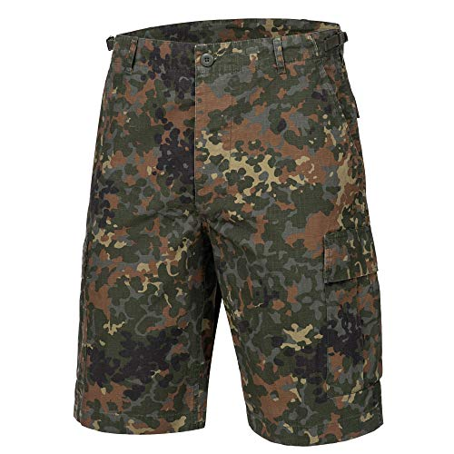 Urbandreamz US Army Ranger Shorts Flecktarn - M -
