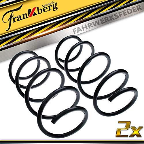 2x Federn Fahrwerksfeder Vorderachse für C-Klasse W204 S204 C180 CGI C180 Kompressor C200 CDI C200 CGI C200 Kompressor C220 CDI C230 C250 CGI C280 2007-2014 RH3932