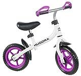 Rad HUDORA 10715 - Laufrad Bikey 3.0 Girl, 10 Zoll für Kinder bei Amazon