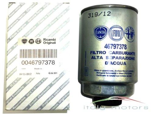 Original Fiat Stilo (+ Multi Wagon) 1,9JTD filtro de combustible Diesel filtro–46797378
