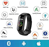 Zoom IMG-2 fitness tracker m4 smart watch