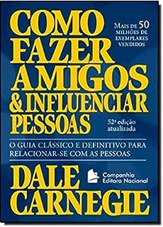 Capa do livro Como Fazer Amigos e Influenciar Pessoas