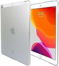iPad 10.2インチ 2019 ハードケース クリア カバー スモーククリア 【Timber】