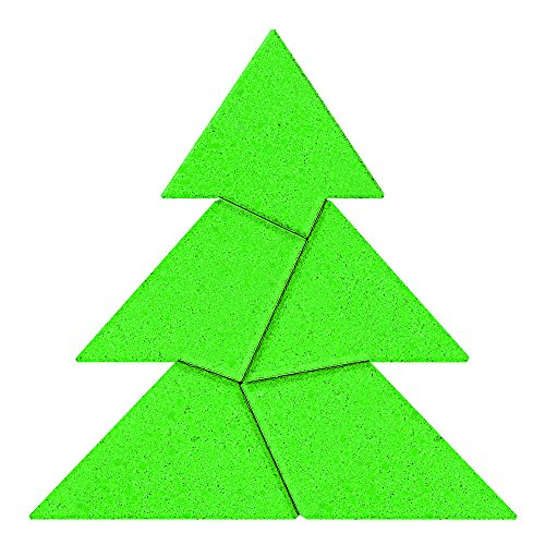 Anker - 2041693 - Puzzle en Bois - Le Sapin - 5 Pièces