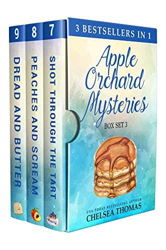 Apple Orchard Cozy Mystery Series: Box Set Three (Books 7-9) by [Chelsea  Thomas]