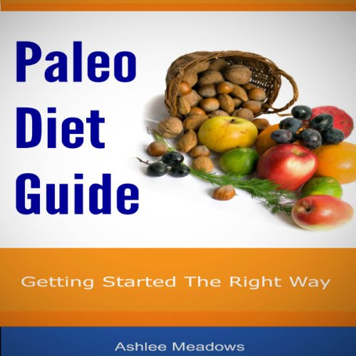 Paleo Diet Guide audiobook cover art