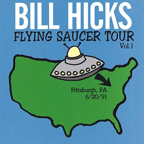 Bill Hicks cover art