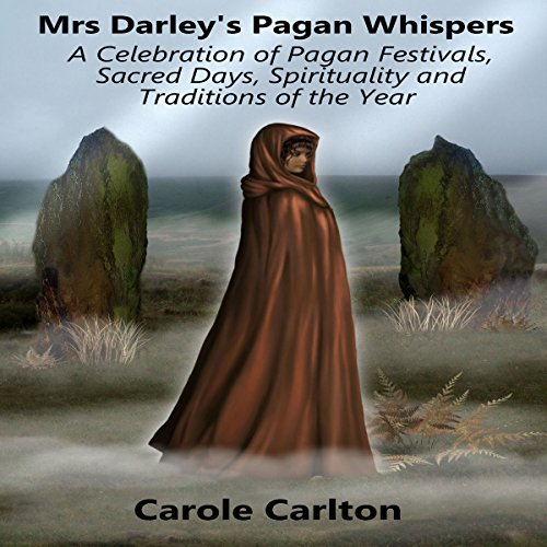 Mrs. Darley's Pagan Whispers audiobook cover art