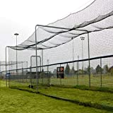 Trigon Sports Procage #24 Batting Tunnel Net, 70 x 12 x 12-Feet