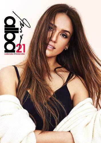Jessica Alba 2021 Calendar