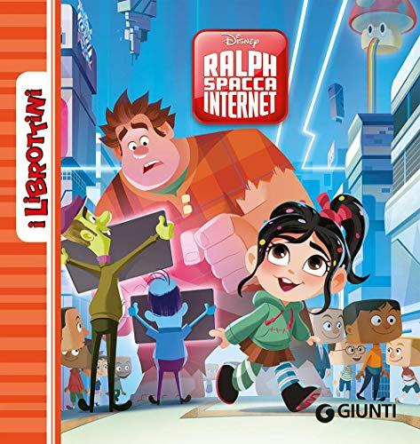 Ralph Spacca Internet. Ediz. a colori
