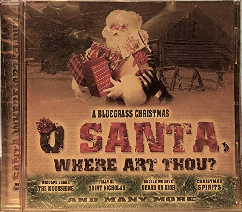 O Santa, Where Art Thou?
