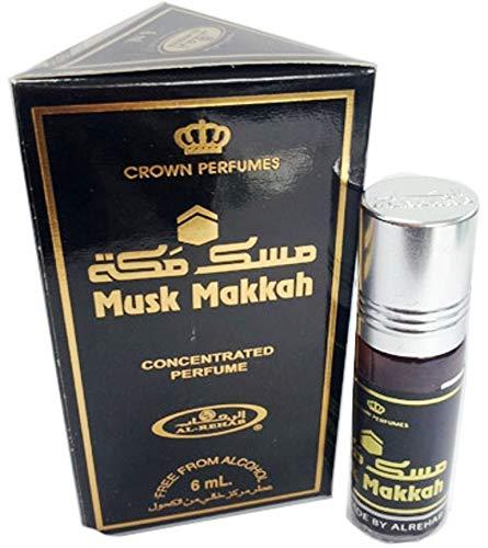 Musk Makkah - 6ml Unisex Perfume Oil by Al-Rehab (Crown Perfumes)