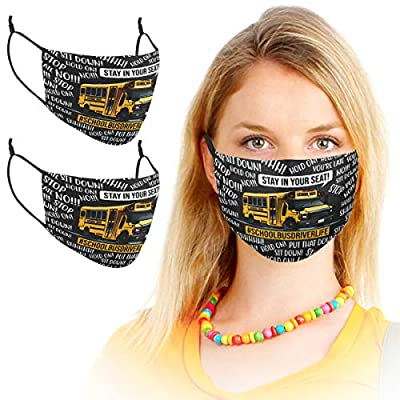 bus driver mask