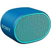 Sony XB01 - Altavoz portátil Compacto con Bluetooth, Azul (Renewed)