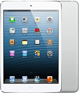 Apple iPad Mini 2 Wi-Fi 32GB Silver (Renewed)