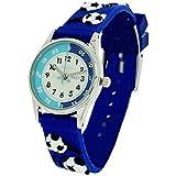 Reflex Jungen Analog Quarz Uhr mit Gummi Armband REFK0007
