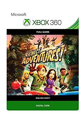 Kinect Adventures [Xbox 360 - Download Code]