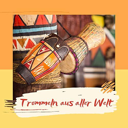 Bambusflöte und Trommel