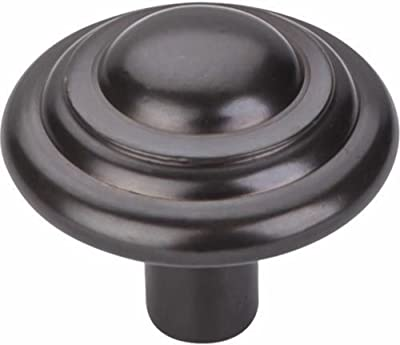 Cosmas 4582SN Satin Nickel Cabinet Hardware Round Knob 15//16 Diameter 10 Pack