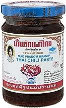 Mae Pranom Thai Chili Paste - 2 jars