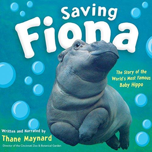 Saving Fiona audiobook cover art
