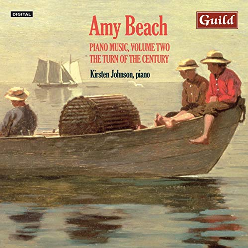 Amy Beach/Piano Music Vol 2