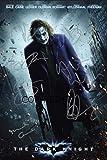 """Fotodruck von dem Batman-Film """"Dark Knight"""", mit"""