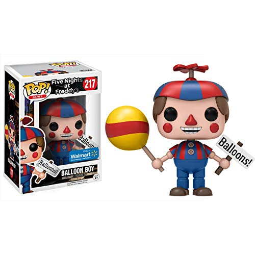 POP Games: Five Nights at Freddy's - Balloon Boy