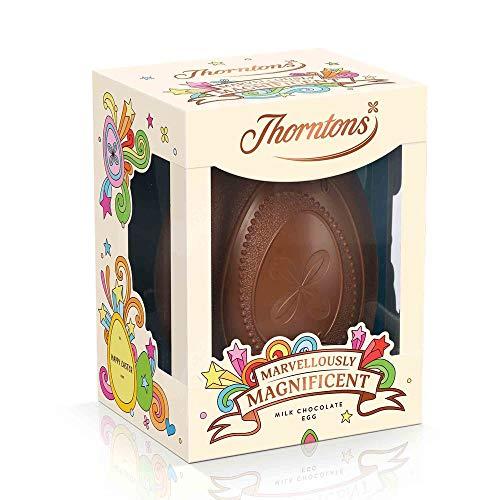 Thorntons Meravigliosa magnifico Pasqua Uovo (650g)