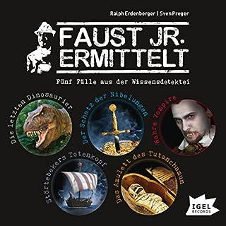Fünf Fälle aus der Wissensdetektei (Faust jr. ermittelt) Titelbild