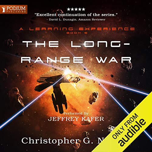 Couverture de The Long-Range War