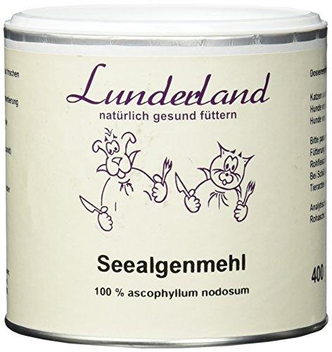 Lunderland Seealgenmehl 400 g