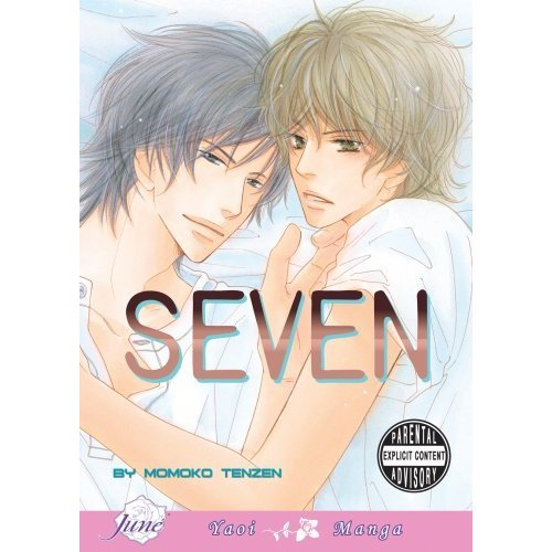 Seven (Yaoi Manga) (English Edition)