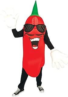 Adult Chili Pepper Waver Costume