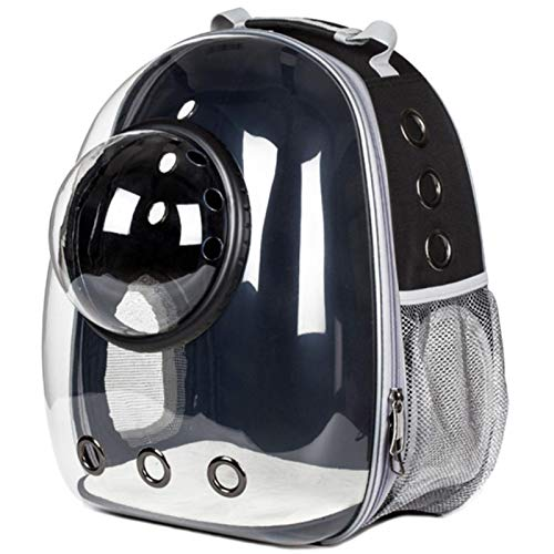 Astronaut Bubble Transparent Outdoor Carrying Dog Cat Travel Bag Breathable Space Capsule Pet Carrier backpack For Small Cat Dog