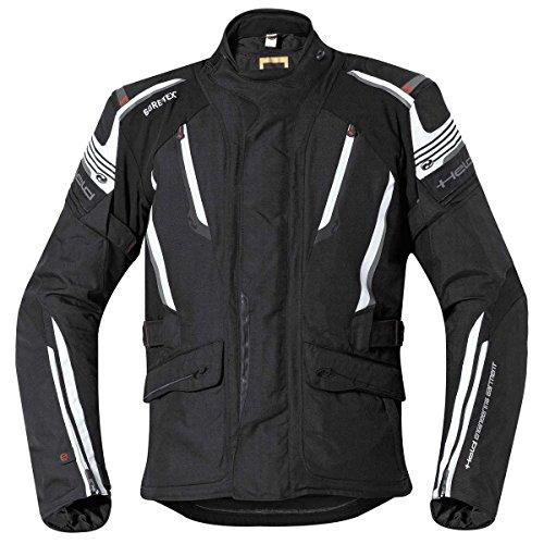 Held Caprino Tourenjacke GTX, Farbe schwarz-weiss, Größe S