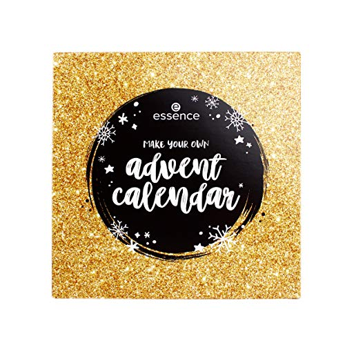 essence - Adventskalender 2019 - make your own advent calendar