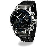 orologio cronografo uomo Locman Montecristo casual cod. 051000BKFBL0GOK