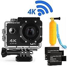 nikon 4k action camera