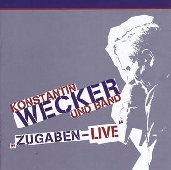 Zugaben - Live!