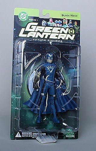 Tu satisfacción es nuestro objetivo DC Direct verde Lantern Series 1 1 1 Action Figure negro Hand  marca de lujo