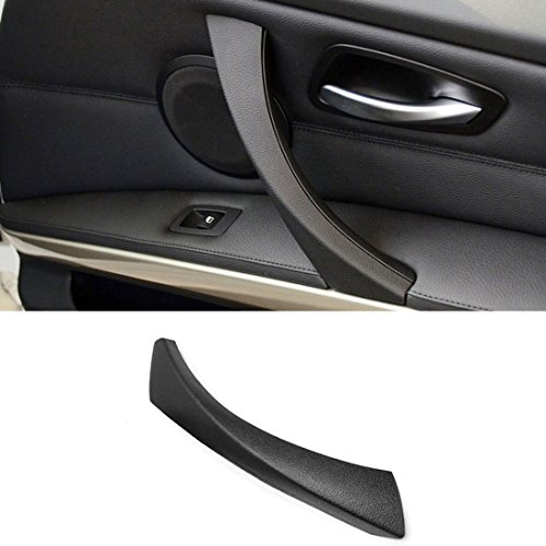 Jaronx for BMW 3 Series E90/E91 Door Clasp Handle, Right Front/Right Rear Door Handles Outer Cover Interior Door Trim Covers (Fits:BMW 323 325 328 330 335)
