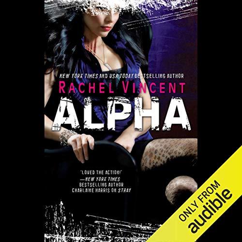 Alpha cover art
