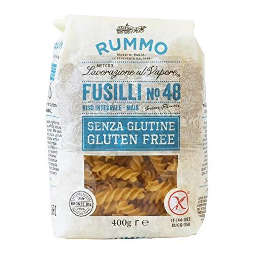 Rummo Fusilli N ° 48   Italian Gluten Free Pasta   14 Ounce