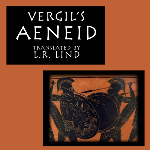 The Aeneid audiobook cover art