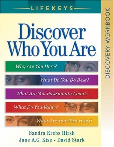 LifeKeys Discovery Workbook: Discover Who You Are by Jane A. G. Kise (2005-08-01)