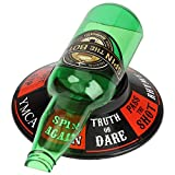 Barbuzzo Spin the Bottle - Classic Party Drinking Game