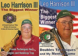 Leo Harrison Trap Shooting Set