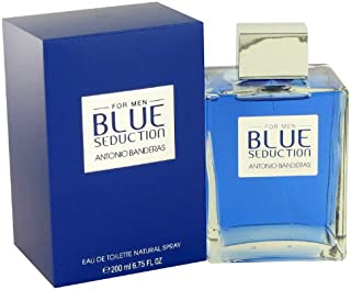 Blue Seduction by Antonio Banderas - Eau De Toilette Spray 6.7 oz